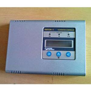 Ventocon-C CO2 monitor & Ventilation Controller